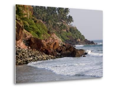 Kovalam Beach, Trivandrum, Kerala, India, Asia--Metal Print