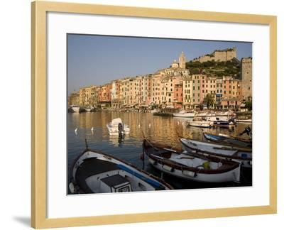 Portovenere, Cinque Terre, UNESCO World Heritage Site, Liguria, Italy, Europe--Framed Photographic Print
