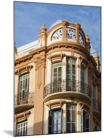 Modernist (Art Deco) Building, Juan Carlos I Avenue, Melilla, Spain, Spanish North Africa, Africa--Mounted Photographic Print