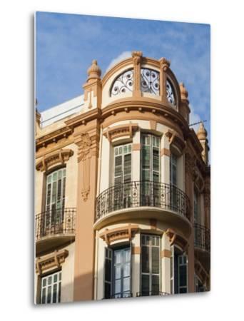 Modernist (Art Deco) Building, Juan Carlos I Avenue, Melilla, Spain, Spanish North Africa, Africa--Metal Print