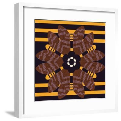 Daisy Bee-Belen Mena-Framed Giclee Print