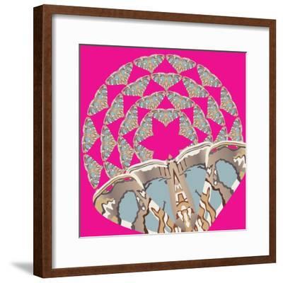 Celia Rings-Belen Mena-Framed Giclee Print