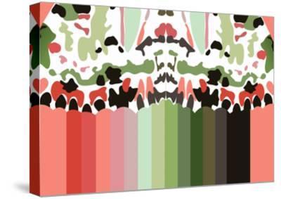Iggy's Rainbow-Belen Mena-Stretched Canvas Print