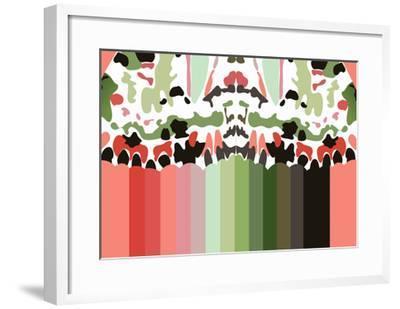 Iggy's Rainbow-Belen Mena-Framed Giclee Print