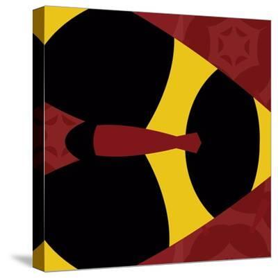 Tie Beeware-Belen Mena-Stretched Canvas Print