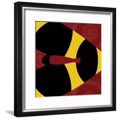 Tie Beeware-Belen Mena-Framed Giclee Print