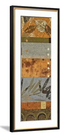 Organic Patterns I-Jeni Lee-Framed Premium Giclee Print