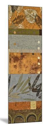 Organic Patterns I-Jeni Lee-Mounted Premium Giclee Print
