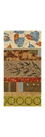 Organic Patterns II-Jeni Lee-Framed Premium Giclee Print