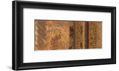 Golden Connection I - mini-Jeni Lee-Framed Premium Giclee Print