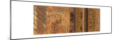 Golden Connection I - mini-Jeni Lee-Mounted Premium Giclee Print