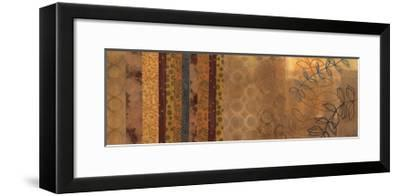 Golden Connection II-Jeni Lee-Framed Premium Giclee Print