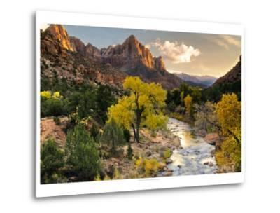 Brilliant View II-Colby Chester-Metal Print