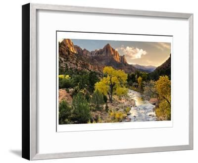 Brilliant View II-Colby Chester-Framed Art Print