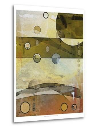 Thru the Atmosphere II-James Burghardt-Metal Print