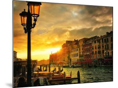 Venice in Light IV-Danny Head-Mounted Premium Giclee Print