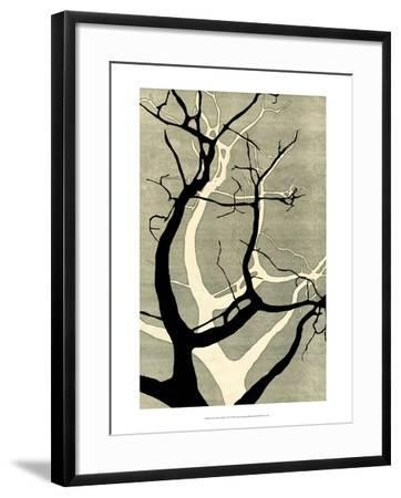 Winter Hollow I-Alicia Ludwig-Framed Art Print
