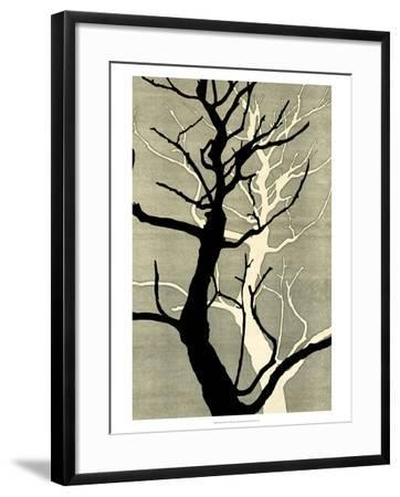 Winter Hollow II-Alicia Ludwig-Framed Art Print