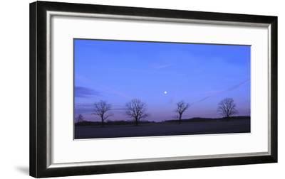 Moonrise-Alicia Ludwig-Framed Art Print
