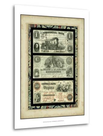 Money, Money, Money V--Metal Print