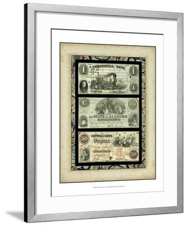 Money, Money, Money V--Framed Art Print