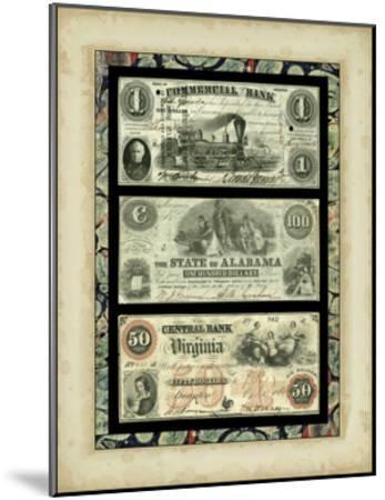Money, Money, Money V--Mounted Art Print