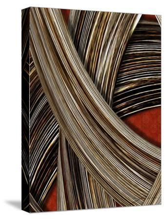 Tangle Tile I-Jason Higby-Stretched Canvas Print