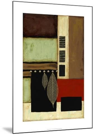 Sophisticated Serenity VI-Jennifer Goldberger-Mounted Art Print