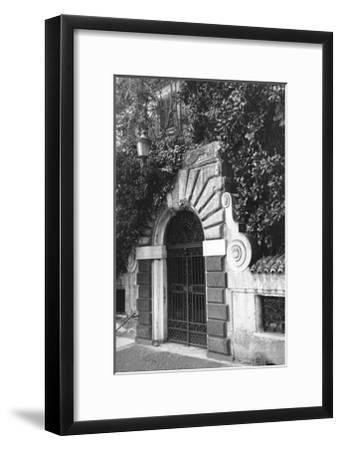 Gateway-Laura Denardo-Framed Art Print