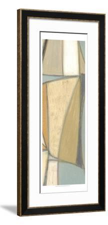 Structured Abstract IV-Norman Wyatt Jr^-Framed Art Print