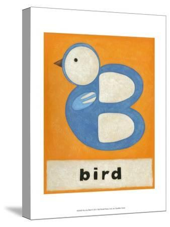 B is for Bird-Chariklia Zarris-Stretched Canvas Print