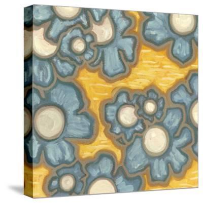 Mari II-Karen Deans-Stretched Canvas Print