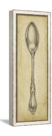 Antique Spoon-Ethan Harper-Framed Stretched Canvas Print