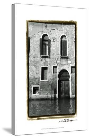 The Doors of Venice VI-Laura Denardo-Stretched Canvas Print