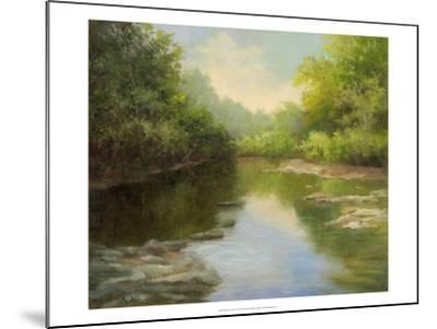 O'Bannon Summer Creek-Mary Jean Weber-Mounted Art Print