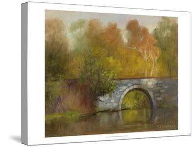 The Bridge-Mary Jean Weber-Stretched Canvas Print