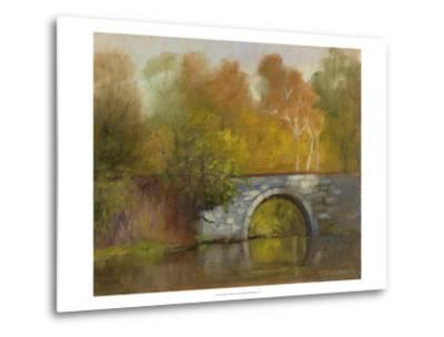 The Bridge-Mary Jean Weber-Metal Print