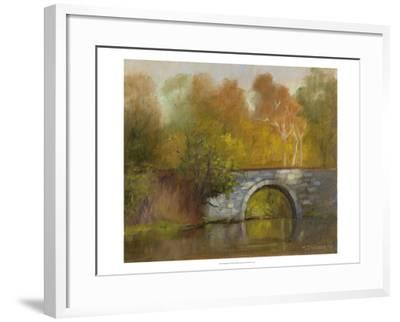 The Bridge-Mary Jean Weber-Framed Art Print