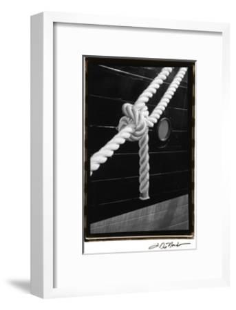 Secure Harbor-Laura Denardo-Framed Art Print