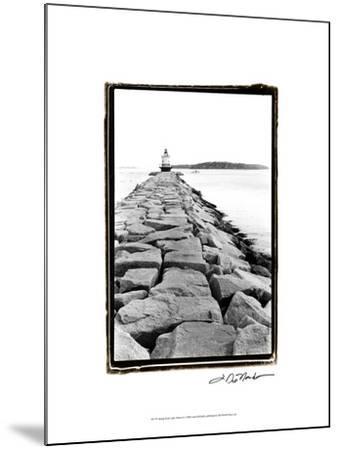 Spring Point Light, Maine II-Laura Denardo-Mounted Art Print
