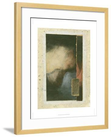 Abstracted View I-Erica J^ Vess-Framed Art Print