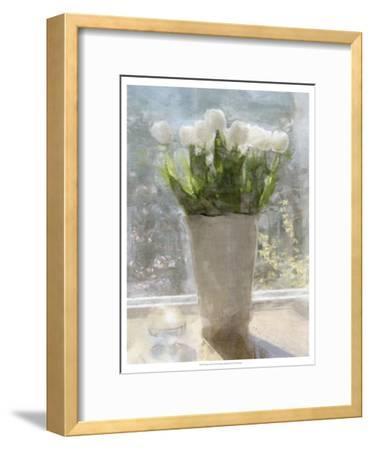 Tulips in the Sun-Noah Bay-Framed Premium Giclee Print
