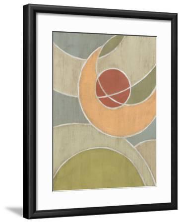 Muted Novas II-Vanna Lam-Framed Art Print