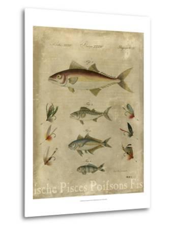 Pisces Composition II--Metal Print