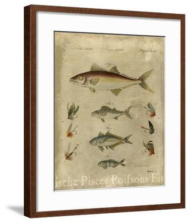 Pisces Composition II--Framed Art Print