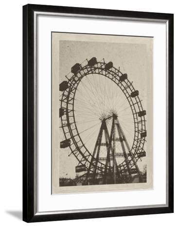 Summer in Europe V-Alicia Ludwig-Framed Art Print