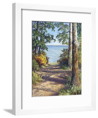 Quiet Temple-A^A^ Pfannmuller-Framed Premium Giclee Print