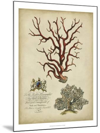 Imperial Coral IV--Mounted Art Print