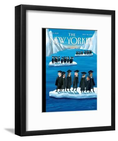 The New Yorker Cover - May 28, 2012-Mark Ulriksen-Framed Premium Giclee Print