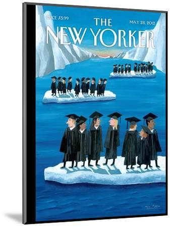 The New Yorker Cover - May 28, 2012-Mark Ulriksen-Mounted Premium Giclee Print